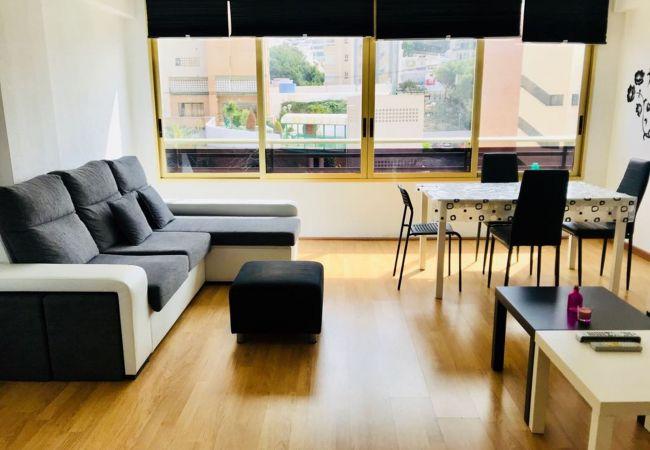 Apartamento en Cala de Finestrat - A724 - Cardenal 2