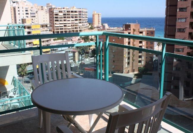 Apartamento en Villajoyosa - A319 - Atrium Beach 3