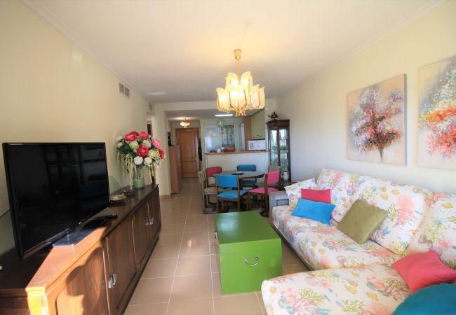 Apartamento en Villajoyosa - A824 - Cala Palmera