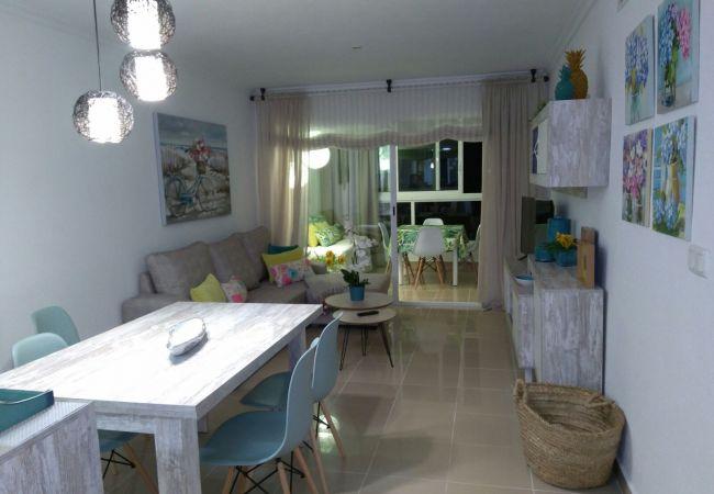 Apartamento en Villajoyosa - A825 - Cala Palmera