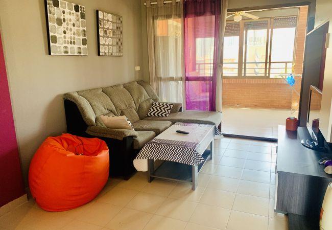 Apartamento en Cala de Finestrat - A873 - Costablanca
